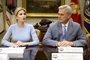 Vai trò 'chưa từng có tiền lệ' của Ivanka Trump ở Nhà Trắng