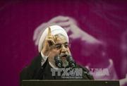 Tổng thống Hassan Rouhani tuyên bố hội nhập với thế giới