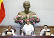 Thủ tướng: Cần quyết liệt chỉ đạo bảo đảm đạt mục tiêu tăng trưởng GDP 6,7% năm 2017