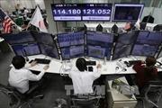 Chứng khoán châu Á tiếp tục đà tăng điểm