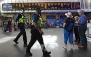 Anh truy lùng mạng lưới khủng bố tình nghi liên quan vụ đánh bom Manchester