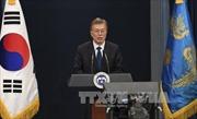 Hàn Quốc chấp thuận tiếp xúc liên Triều