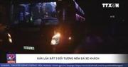 Đắk Lắk bắt 3 đối tượng ném đá xe khách