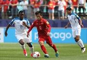 Thất bại tại sân chơi thế giới là bài học lớn cho U20 Việt Nam