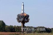 Hàn Quốc xác nhận Triều Tiên vừa phóng thử tên lửa đạn đạo