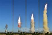 Mỹ xác nhận Triều Tiên bắn tên lửa đạn đạo tầm ngắn, rơi xuống biển Nhật Bản