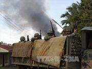 Philippines tiêu diệt 4 tay súng nước ngoài ở Marawi