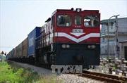 Vận tải hàng hóa đường sắt sụt giảm mạnh