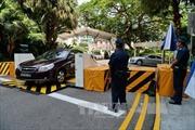 Singapore thắt chặt an ninh mọi ngả đường tới khách sạn Shangri-La