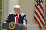 Video Tổng thống Mỹ tuyên bố rút khỏi Hiệp định Paris