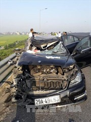 Hải Dương: Bắt tạm giam lái xe gây tai nạn trên cao tốc Hà Nội-Hải Phòng