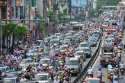 Hà Nội chỉ hạn chế xe máy khi vận tải công cộng đáp ứng 70% nhu cầu đi lại