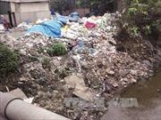 Xử lý nước thải tại làng nghề Việt Nam - Bài 1: Trả lại màu xanh cho làng nghề