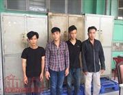 TP Hồ Chí Minh: Tóm gọn băng cướp đánh người, cướp xe máy lúc nửa đêm