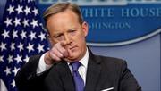 Sự biến mất kỳ lạ của Thư ký báo chí Nhà Trắng Sean Spicer