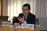 Việt Nam dự kỳ họp lần thứ 35 của Hội đồng Nhân quyền Liên hợp quốc
