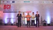 Dulux Professional đồng hành cùng giải thưởng BCI Asia 2017