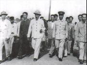 Nhớ ngày Bác Hồ về thăm Hà Tĩnh