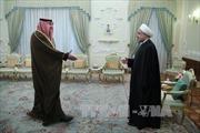 Qatar sẵn sàng chia sẻ các mối quan ngại trong khu vực