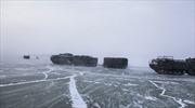 Lo tàu ngầm Mỹ lảng vảng, Nga tính triển khai trạm radar tại Bắc Cực