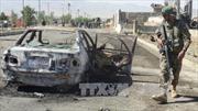 Taliban đánh bom trụ sở cảnh sát Afghanistan, 20 người thương vong