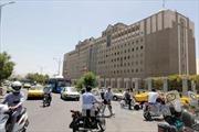 Iran nã tên lửa nhằm vào miền Đông Syria