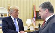 Mỹ tăng cường trừng phạt Nga 'làm quà' đón Tổng thống Ukraine?