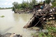 TP Hồ Chí Minh: 5 căn nhà bị sạt lở trong đêm, người dân thoát nạn kịp thời