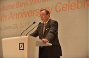 Ngân hàng Deutsche Bank kỷ niệm 25 năm hoạt động tại Việt Nam