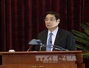 Đồng chí Đoàn Minh Huấn được bổ nhiệm làm Tổng biên tập Tạp chí Cộng sản