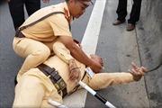Bộ Công an lên tiếng về tình trạng chống hiệu lệnh cảnh sát giao thông
