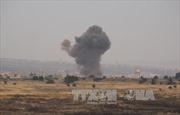 Israel trả đũa sau vụ đạn lạc từ Syria vào Cao nguyên Golan