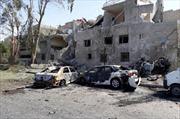 Đánh bom xe liều chết giữa Damascus, Syria