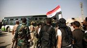 Syria bất ngờ thông báo lệnh ngừng bắn ở khu vực phía Nam