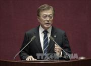 ASEM 12: Tổng thống Hàn Quốc đề xuất thành lập khối đường sắt Đông Bắc Á