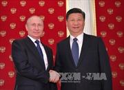 Chủ tịch Tập Cận Bình thăm Nga, hai nước ký hàng chục văn kiện hợp tác