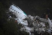 Máy bay chở 9 người rơi tại Venezuela