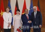 Thủ tướng Nguyễn Xuân Phúc hội kiến Tổng thống CHLB Đức