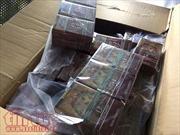 Phát hiện hơn 1 triệu gói thuốc lá được cất giấu trong 2 container tại cảng Cát Lái