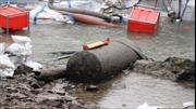 Sơ tán 10.000 dân sau khi phát hiện bom 500 kg