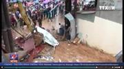Sạt lở đất nghiêm trọng tại Hoàng Su Phì (Hà Giang) làm 2 trẻ em tử vong