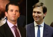 Con trai Tổng thống Mỹ gặp luật sư Nga về cuộc bầu cử năm 2016