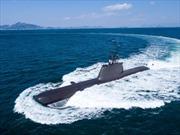 Hải quân Hàn Quốc tiếp nhận tàu ngầm tân tiến