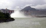 Thuỷ điện Tuyên Quang mở 1 cửa xả đáy vào 15 giờ ngày 11/7