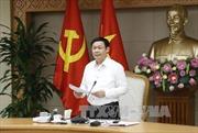 Phó Thủ tướng Vương Đình Huệ: Một mặt hàng 3 tầng quản lý, 3 vòng kim cô
