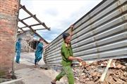 Hậu Giang di dời 11 hộ dân khỏi vùng nguy cơ sạt lở đến nơi an toàn