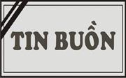 Tin buồn: Đồng chí Nguyễn Quang Thát từ trần