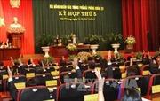 Hội đồng nhân dân các địa phương thông qua nhiều nghị quyết quan trọng