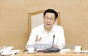 Phó Thủ tướng Vương Đình Huệ chỉ đạo sửa đổi chính sách thuế, phí khoáng sản