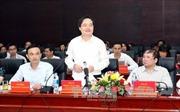 Bộ trưởng Bộ GD&ĐT Phùng Xuân Nhạ làm việc tại Đà Nẵng